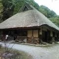Classical Japanese farmhouse