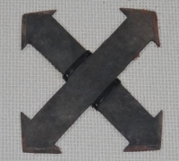 Cross-Shaped Shuriken2